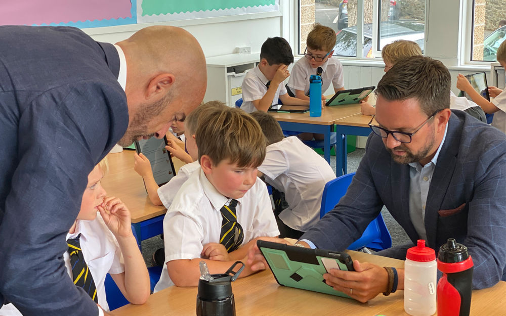 Picture for Vaiie joins as first Foundation Partner for Victoria College Preparatory School